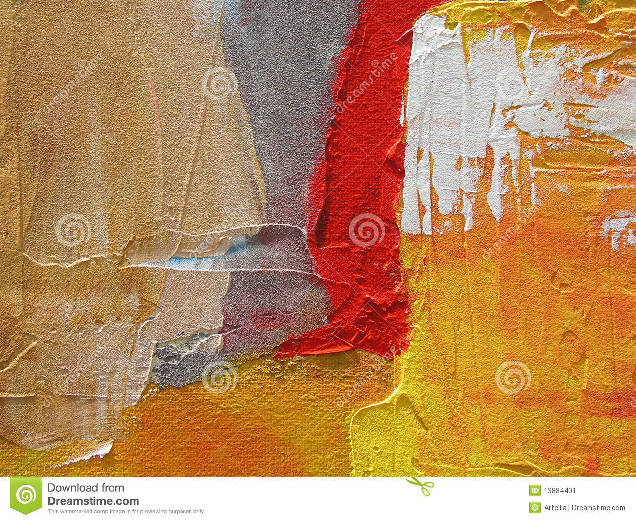 Abstract Texture Painting Background Stock Illustration Image 13884401