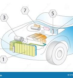 ac auto air conditioner system schematic [ 1300 x 957 Pixel ]