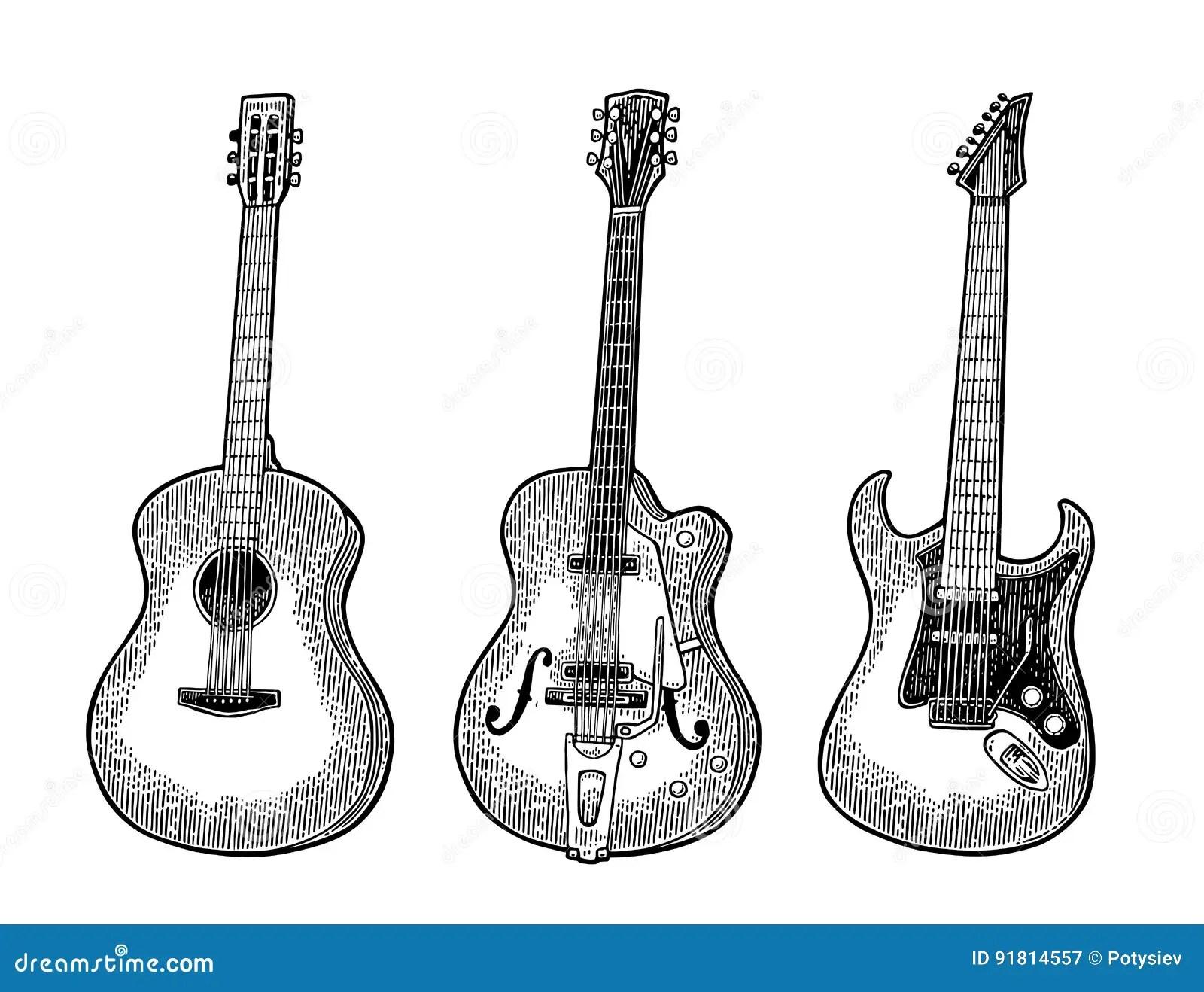 Acoustic Guitar Clipart