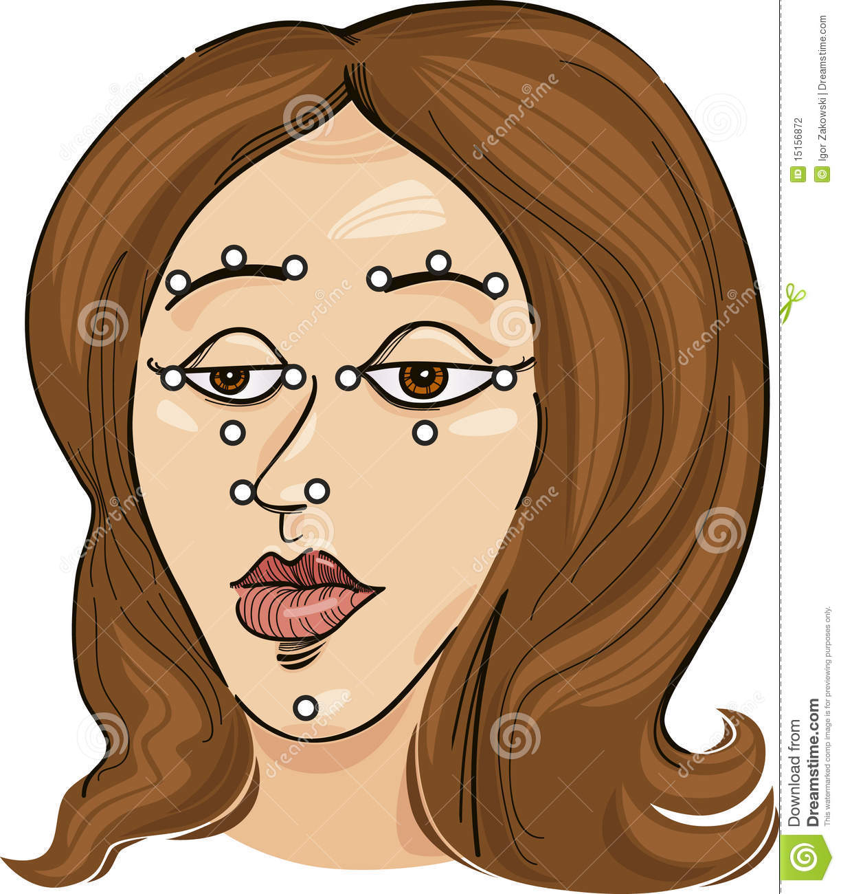 face pressure points diagram 220 volt wiring acupressure on stock photography image 15156872