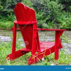 New River Adirondack Chairs Huggle Posture Chair Stock Photo Image Of Forest Muskoka