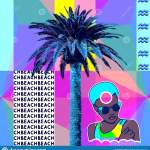 Contemporary Minimal Art Collage Mama Africa Palm Trees Beach Mood Zine Culture Concept Stock Illustration Illustration Of Fantasy Artwork 188412384