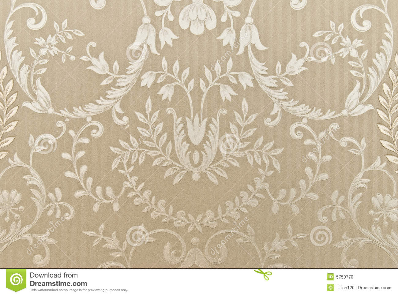 Ageold Wallpapers Stock Photo  Image 5759770