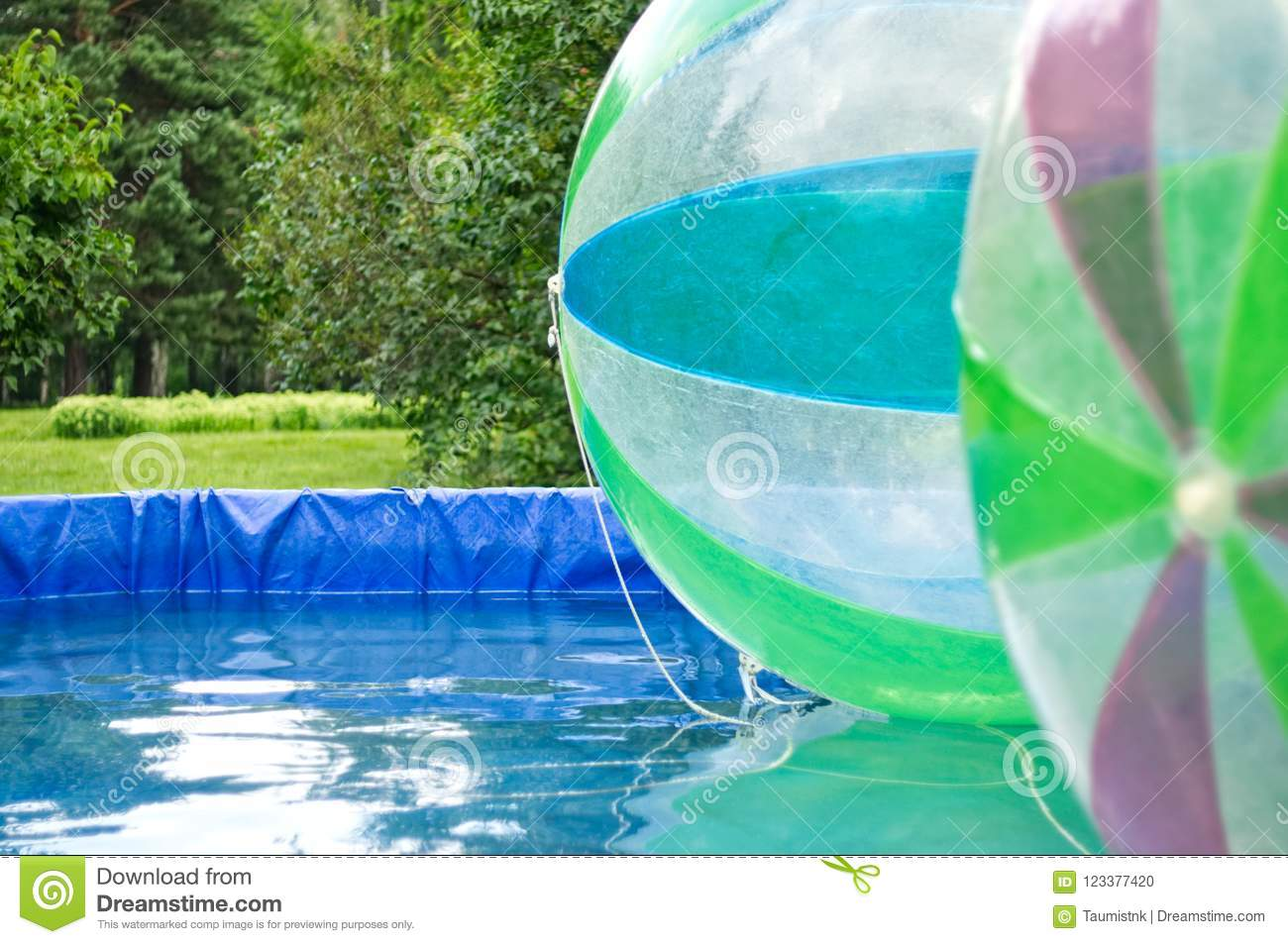 air ball in the