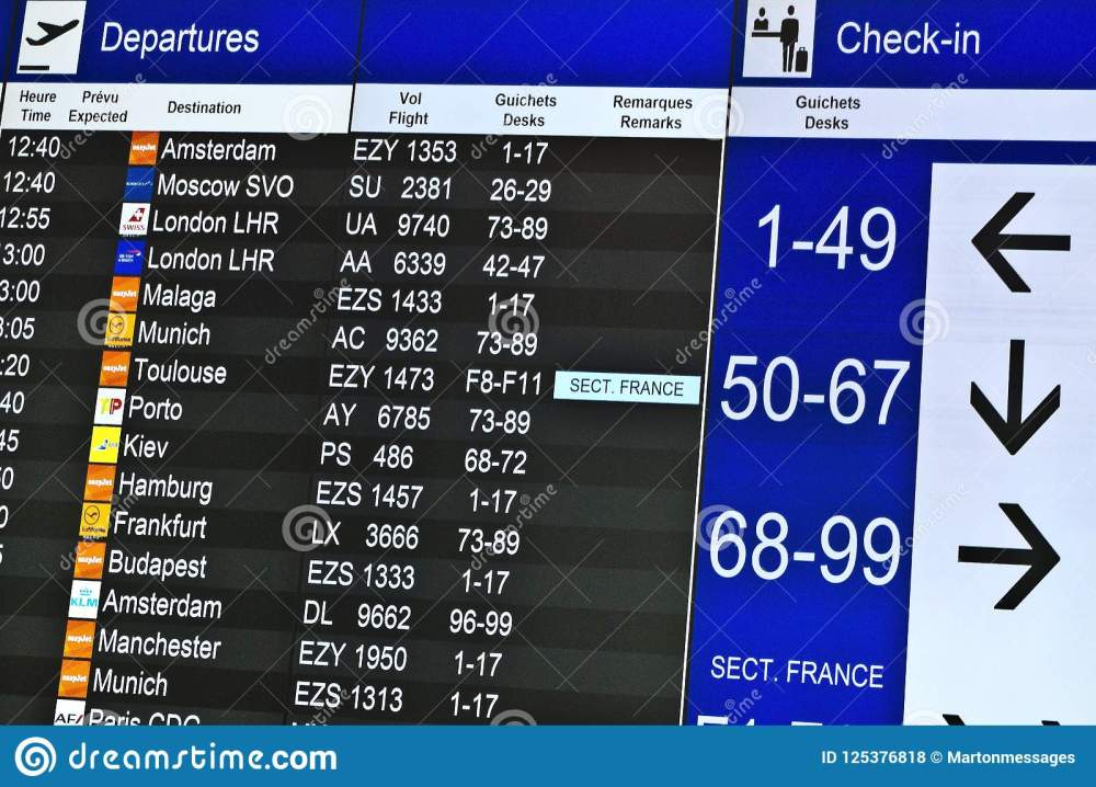 medium resolution of airline terminal showing departure listings for the hours too come itinerary aviation passanger information timetable transitpunkt fluggesellschaft flug