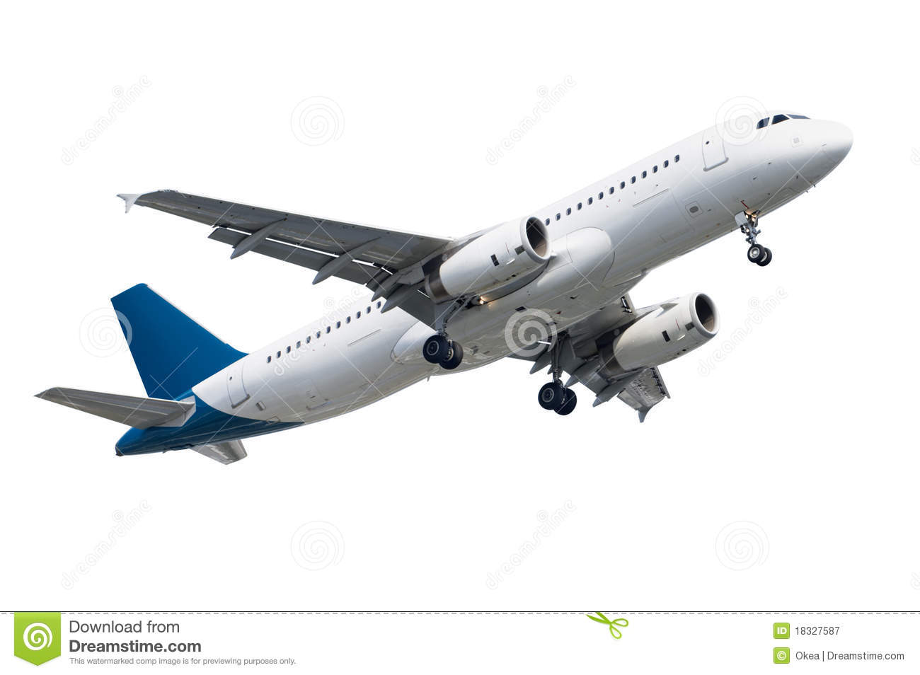 airplane stock image image