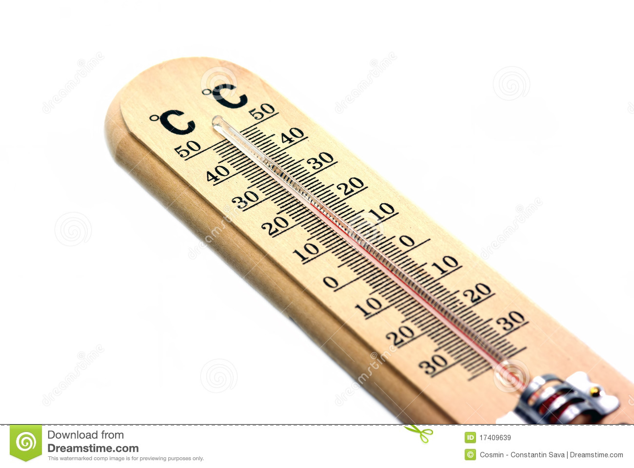 Alcohol Thermometer Royalty Free Stock Images Image