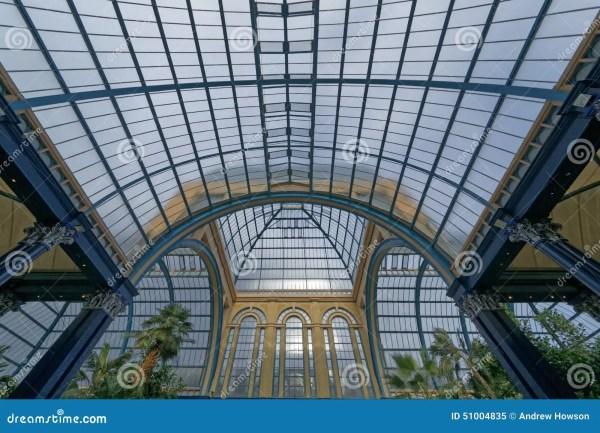 Alexandra Palace London Interior