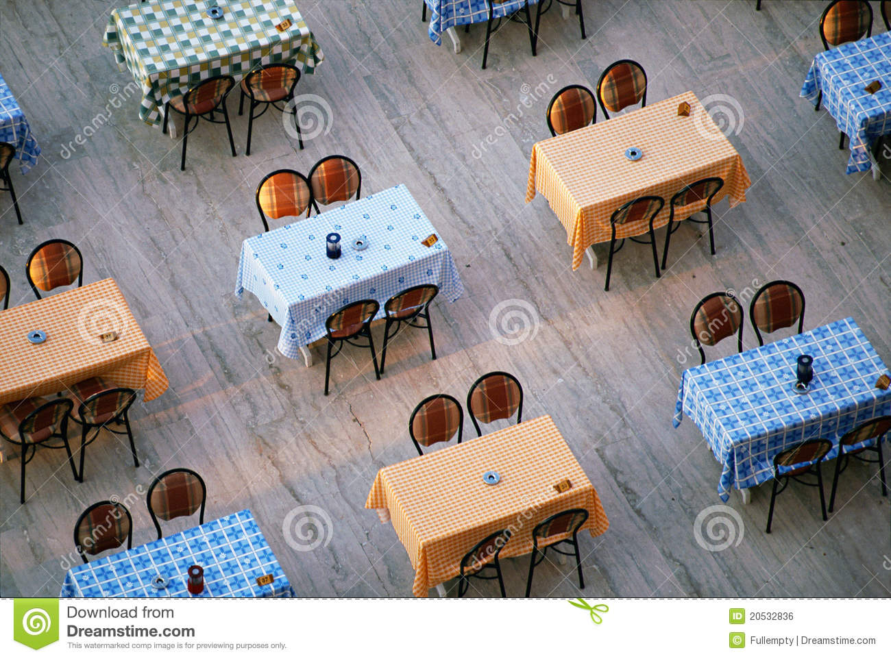 just in time tables chairs chair cover rental hilo alignment of restaurant and stock photo