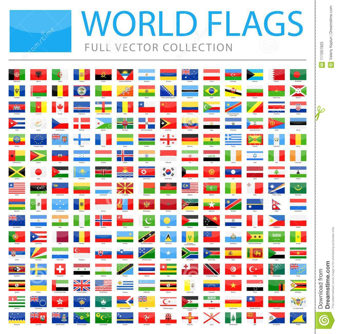 all world flags new