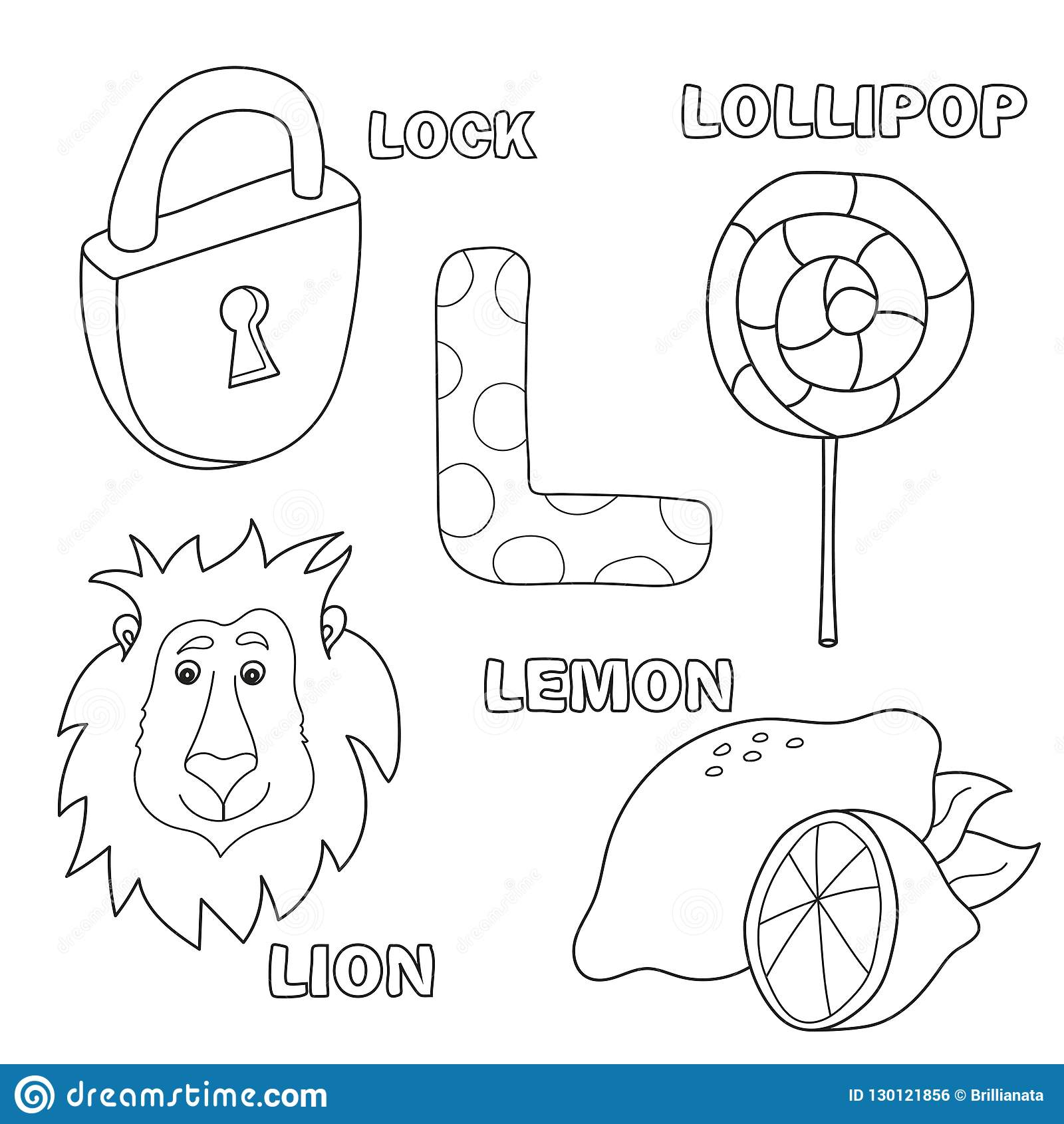 Alphabet Letter With Alphabet Letters L Pictures Of The