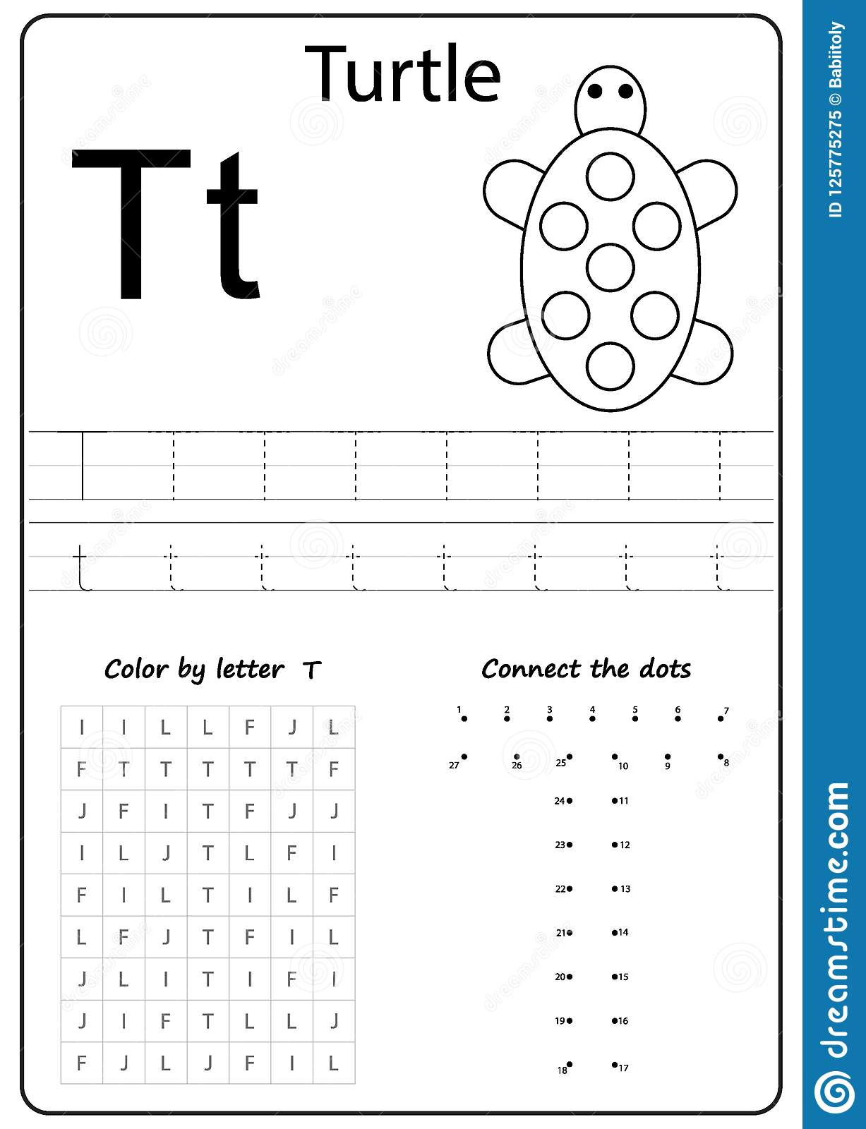 Worksheet Writing Letters Alphabet