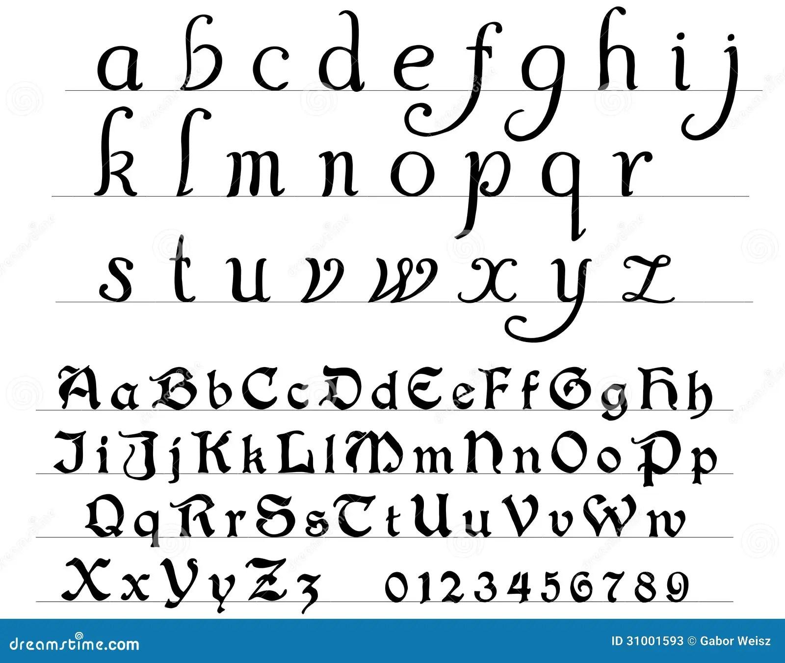 Alphabet Me Val Illustration De Vecteur Illustration Du
