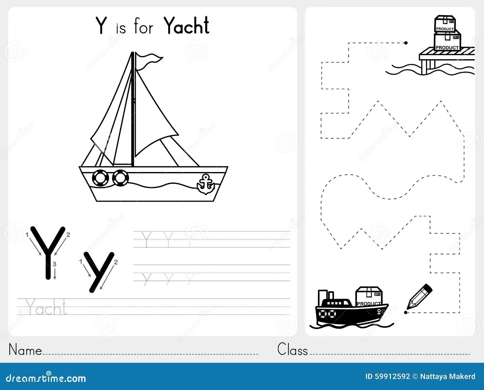 Alphabet A Z Tracing Et Fiche De Travail De Puzzle Exercices Pour Des Enfants