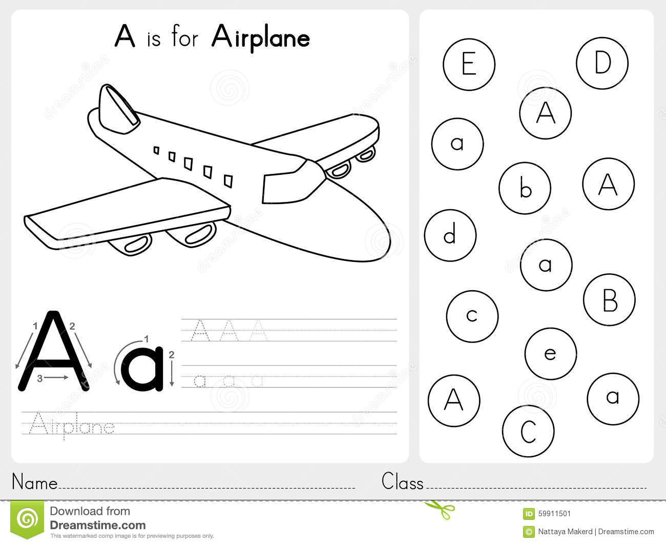 Alphabet A Z Tracing And Puzzle Worksheet Exercises For Kids
