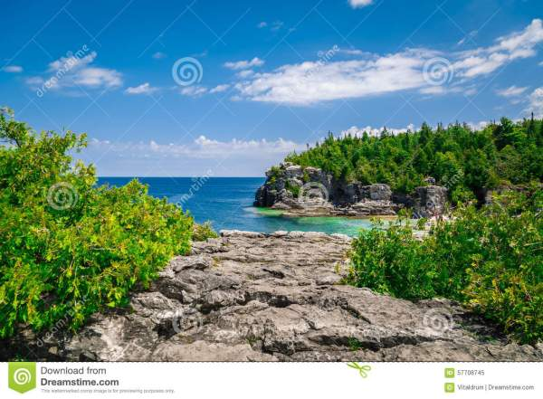 Amazing Inviting View Of Cuban Cayo Coco Beach Tranquil Turquoise Ocean Side With