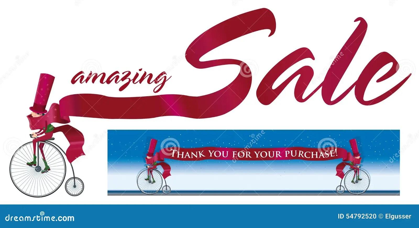 Amazing Sale Stock Vector Image 54792520