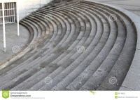 Amphitheater Stairs Stock Photos - Image: 31116333