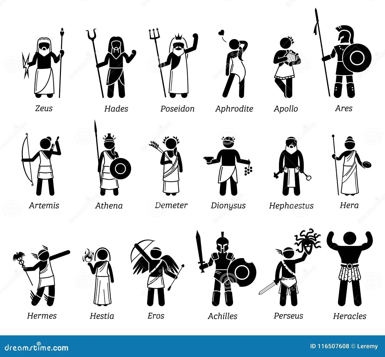 Greek gods and goddesses. Greek Gods & Goddesses. 2019-03-01