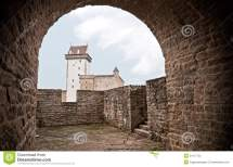 Ancient Herman Castle In Narva Stock - 21917753