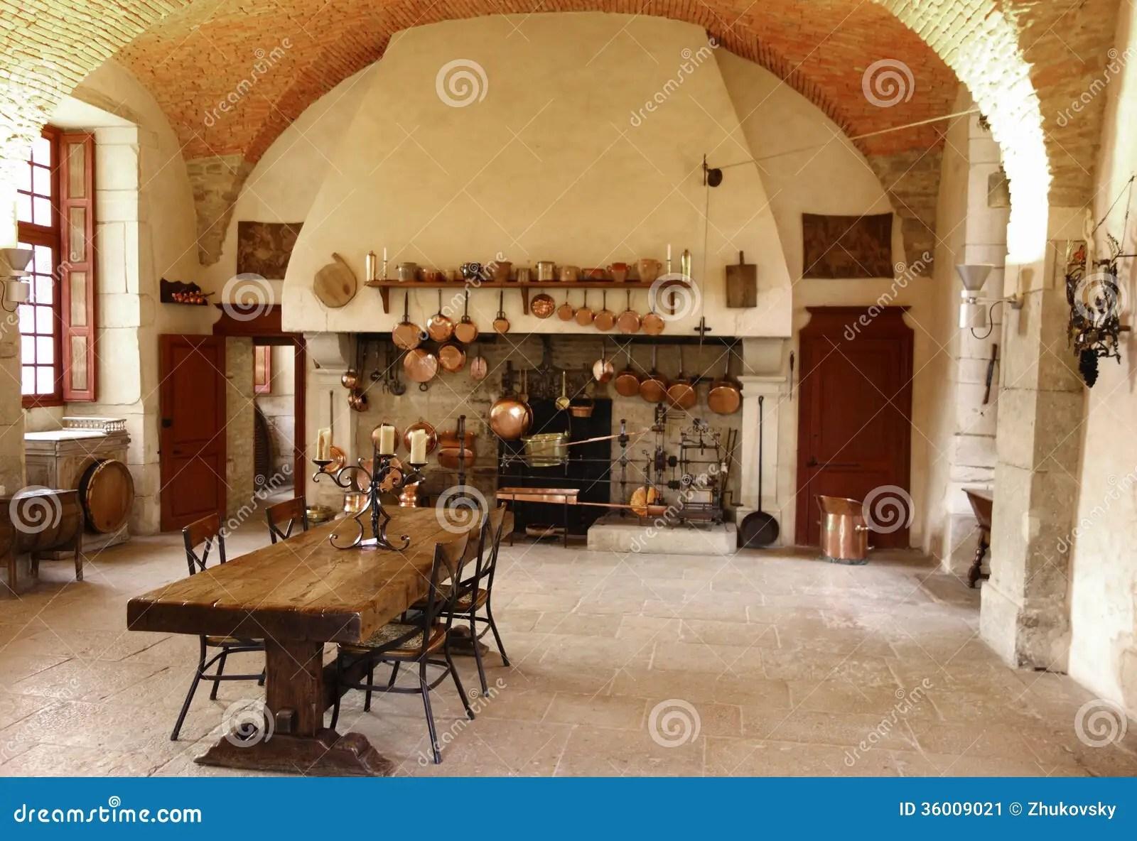 cuisine retro moderne