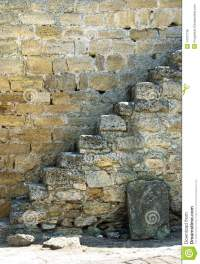 Ancient Stairs Royalty Free Stock Image - Image: 14727136