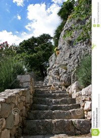 Ancient Stairway Stock Images - Image: 144904