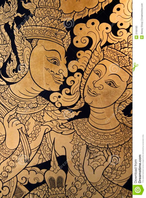 Thai Traditional Art