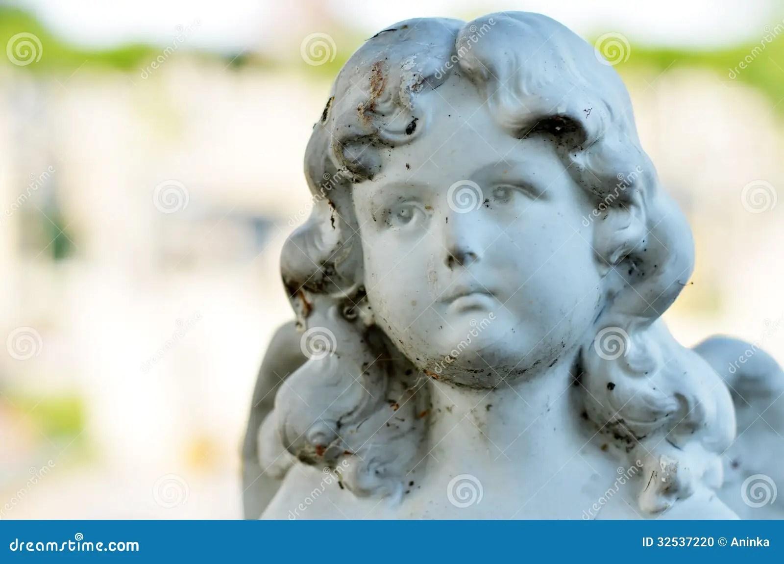 Angel Face Stock Photo Image 32537220