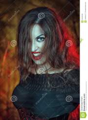 angry halloween witch royalty free