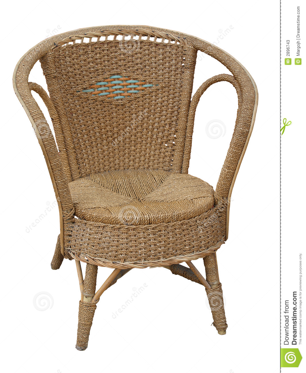 antique cane chairs ethan allen giselle chair stock image of exterior