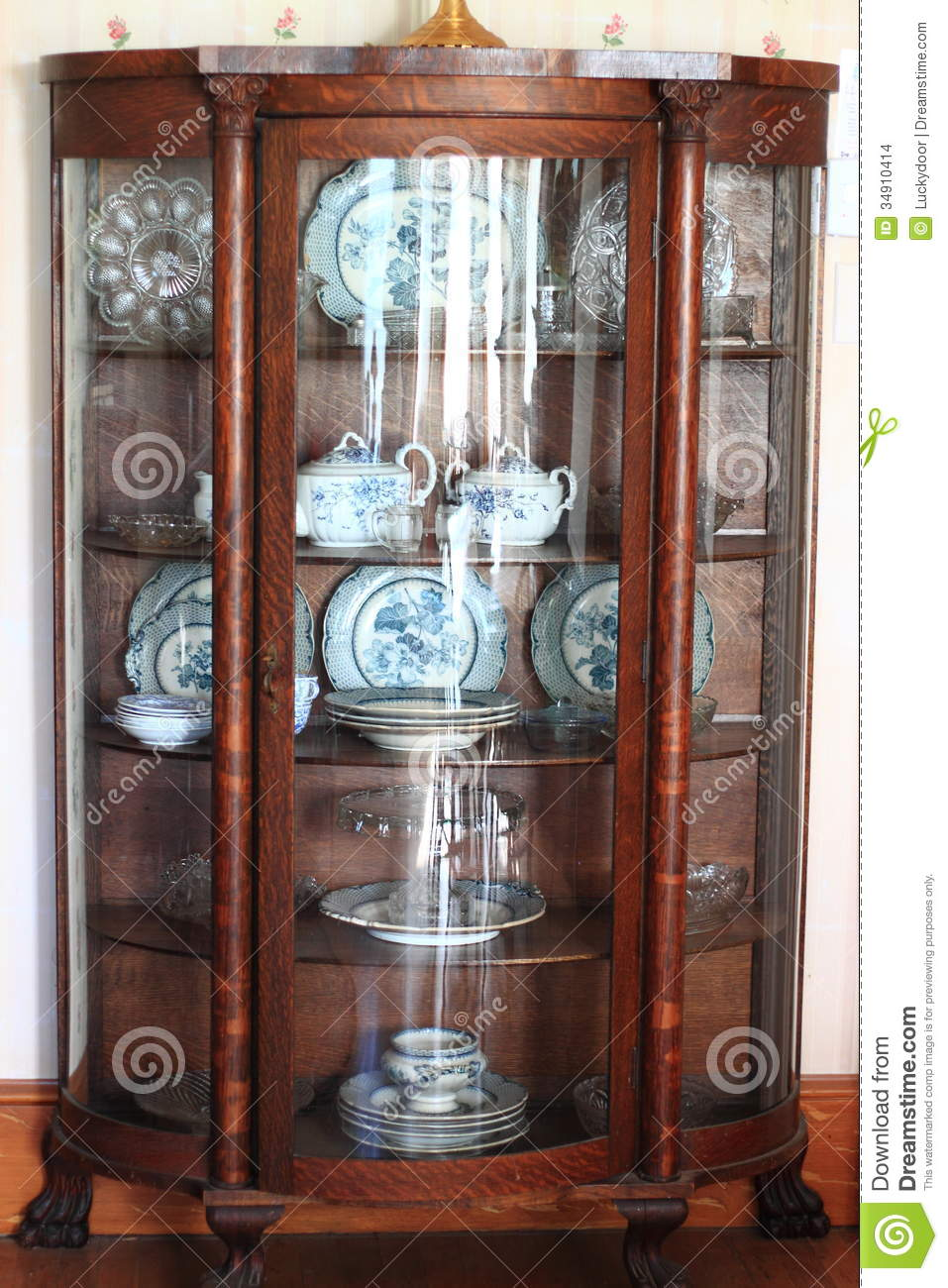 new china cabinet used  Home Decor