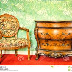 Antique Commode Chair Transport Wheelchair Nova Furniture Stock Image Of Old Ornate