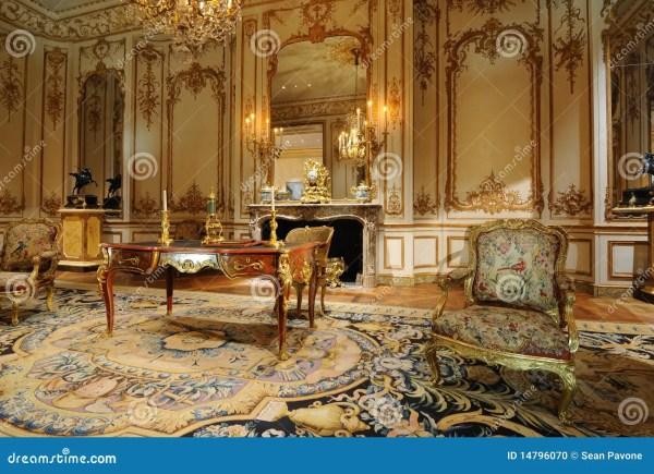 Antique Room Editorial - 14796070