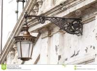 Antique Street Lamps Stock Photo - Image: 50146491