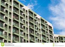Apartment Building Royalty Free Stock - 30687175