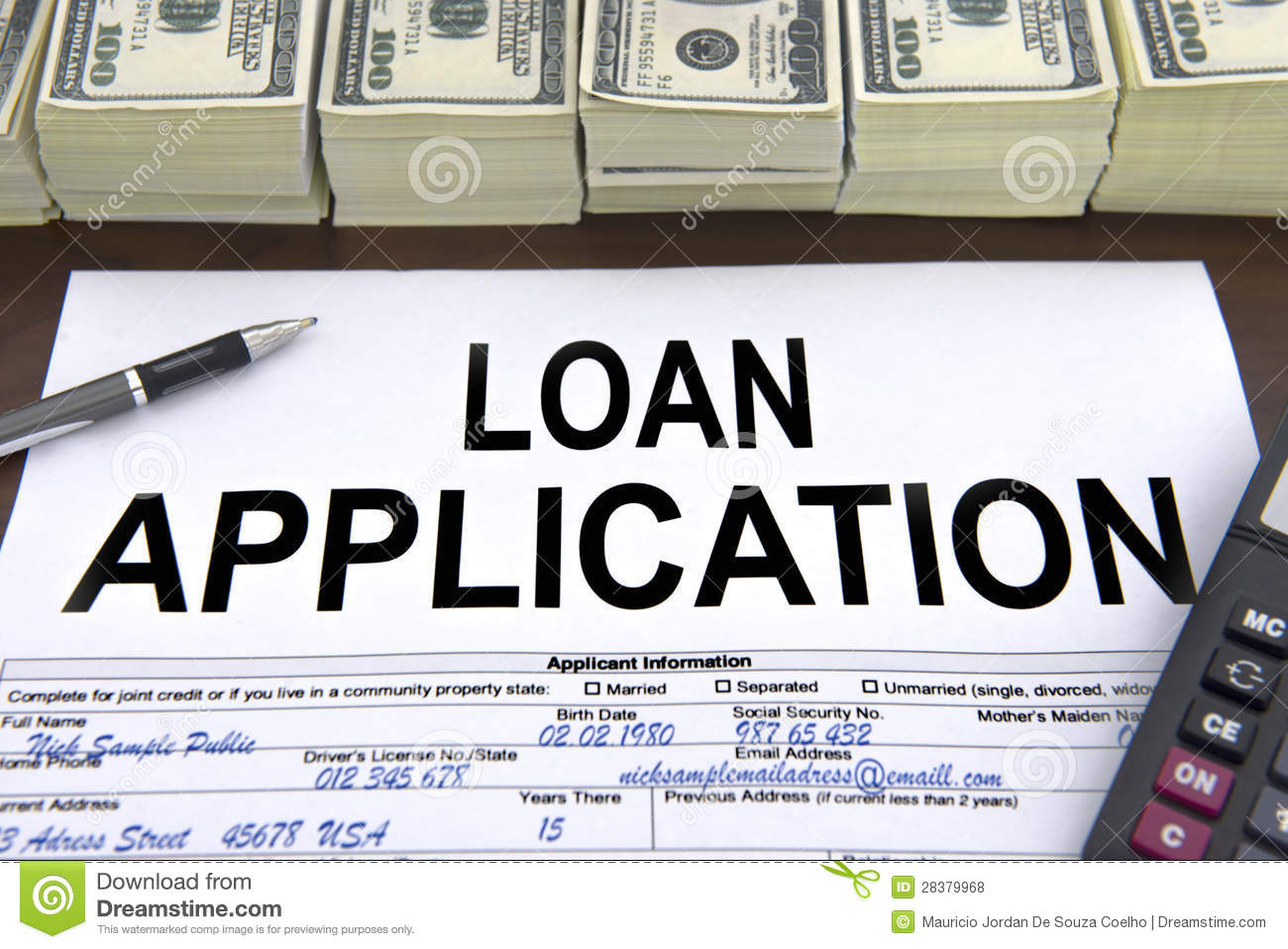 Personal Bad Credit Bank Loans