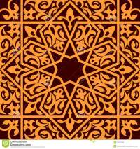 Islamic Arabesque Wallpaper
