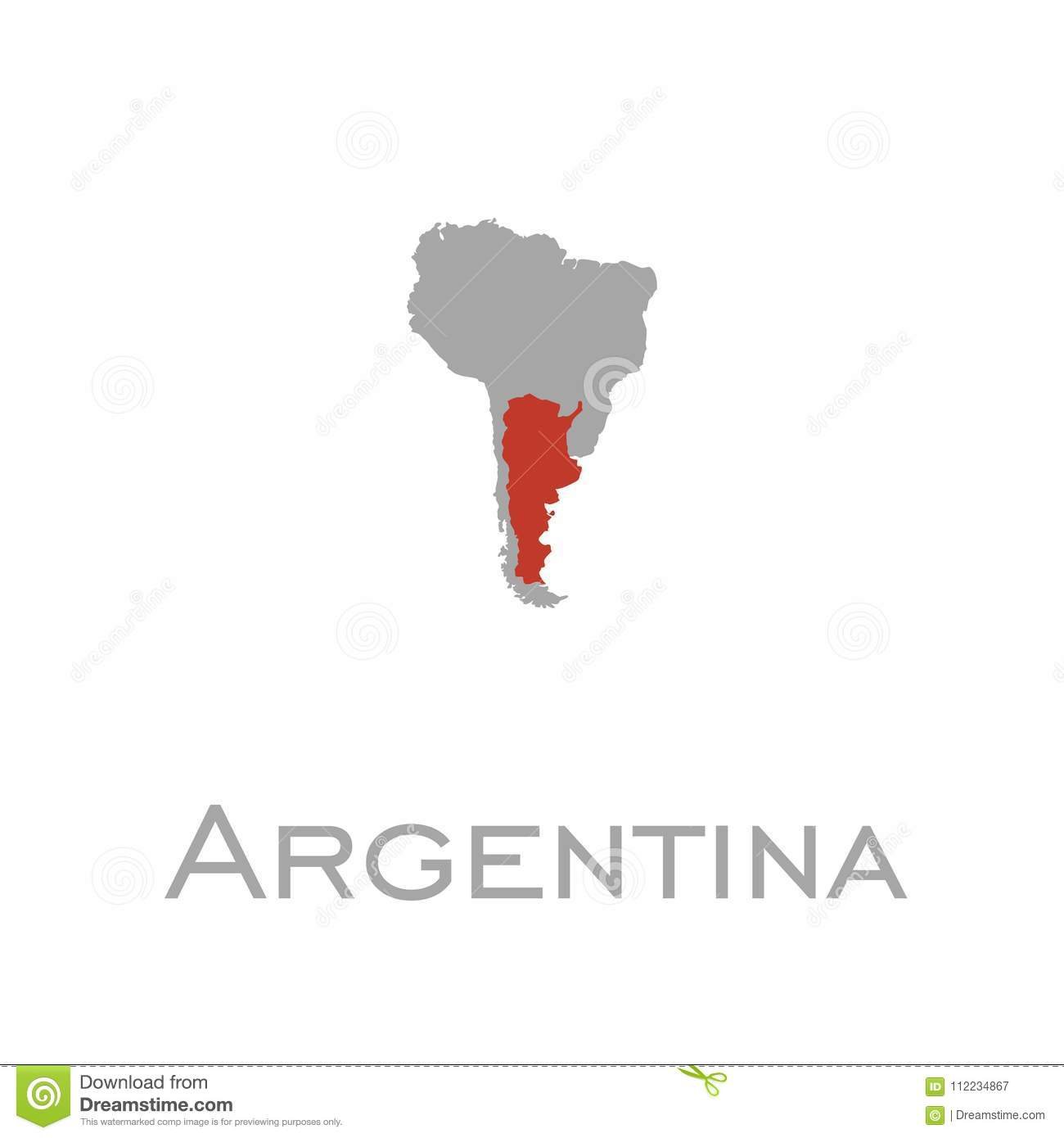 argentina and south american