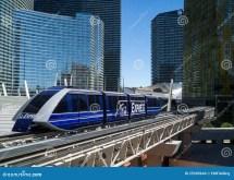 Aria Express Las Vegas Editorial Stock - 25509644