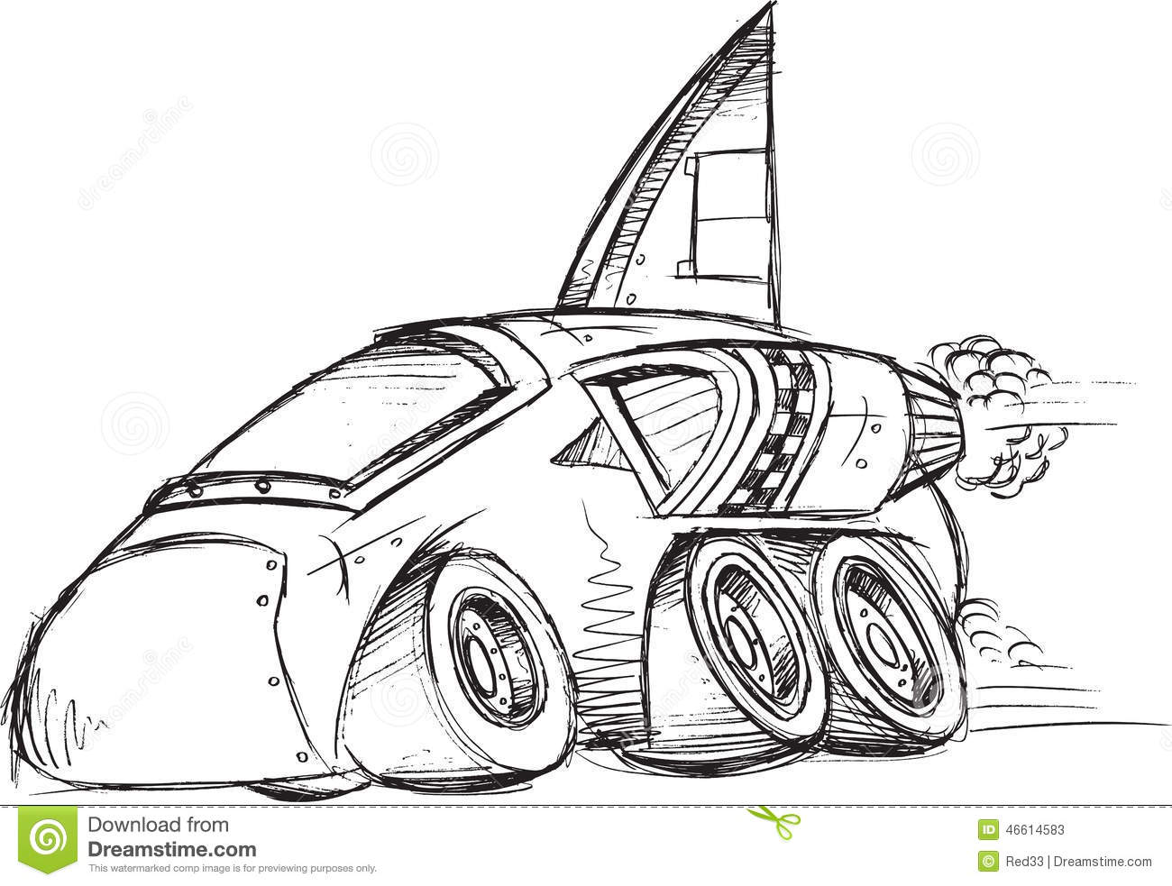 Armored Vehicle Stock Illustrations