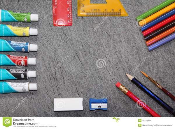 Art And Craft Background Editorial Stock Of