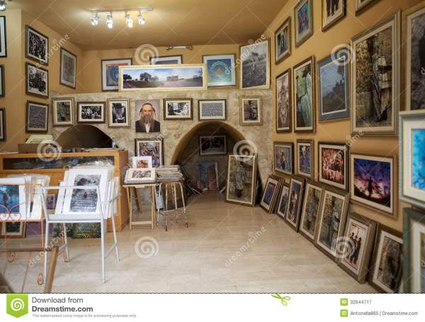 Safed Israel Art Galleries