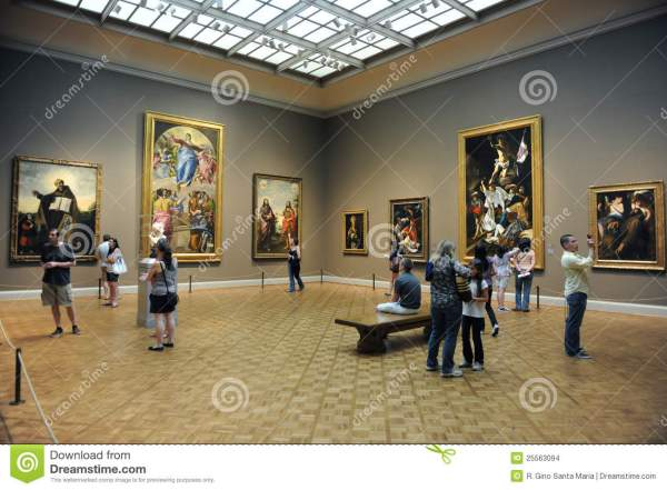 Art Institute Of Chicago Editorial Stock - 25563094