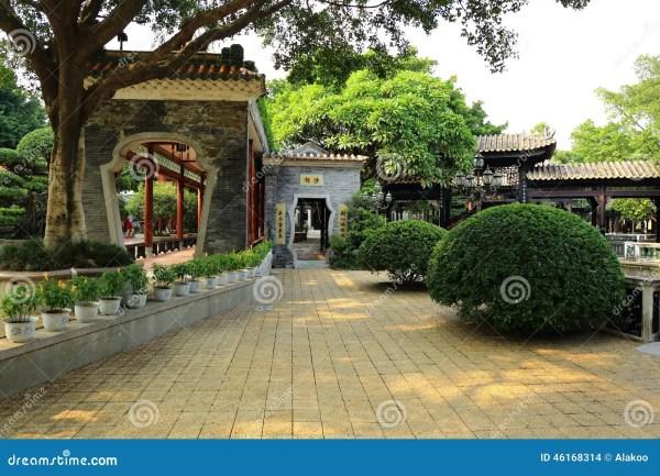 chinese backyard landscaping garden