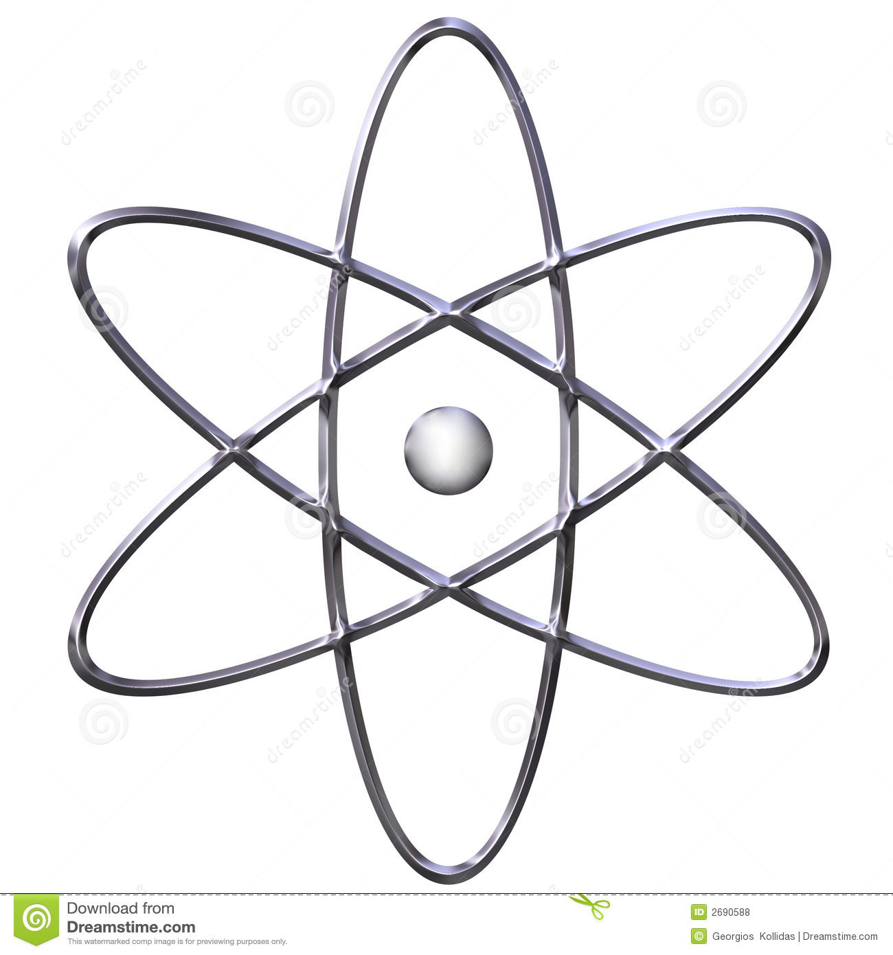 Atom Symbol Stock Illustration Illustration Of Education