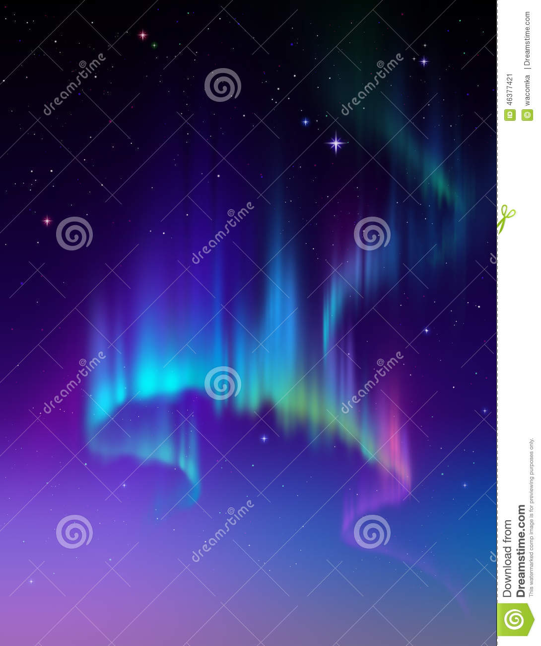 Northern Lights North Pole