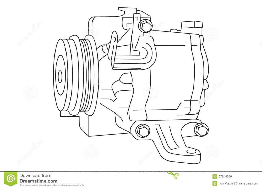 medium resolution of auto air conditioner compressor draft