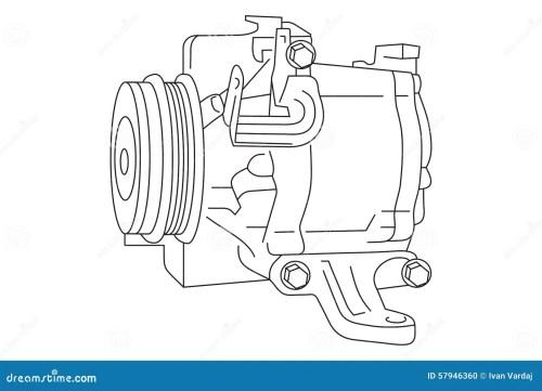small resolution of auto air conditioner compressor draft