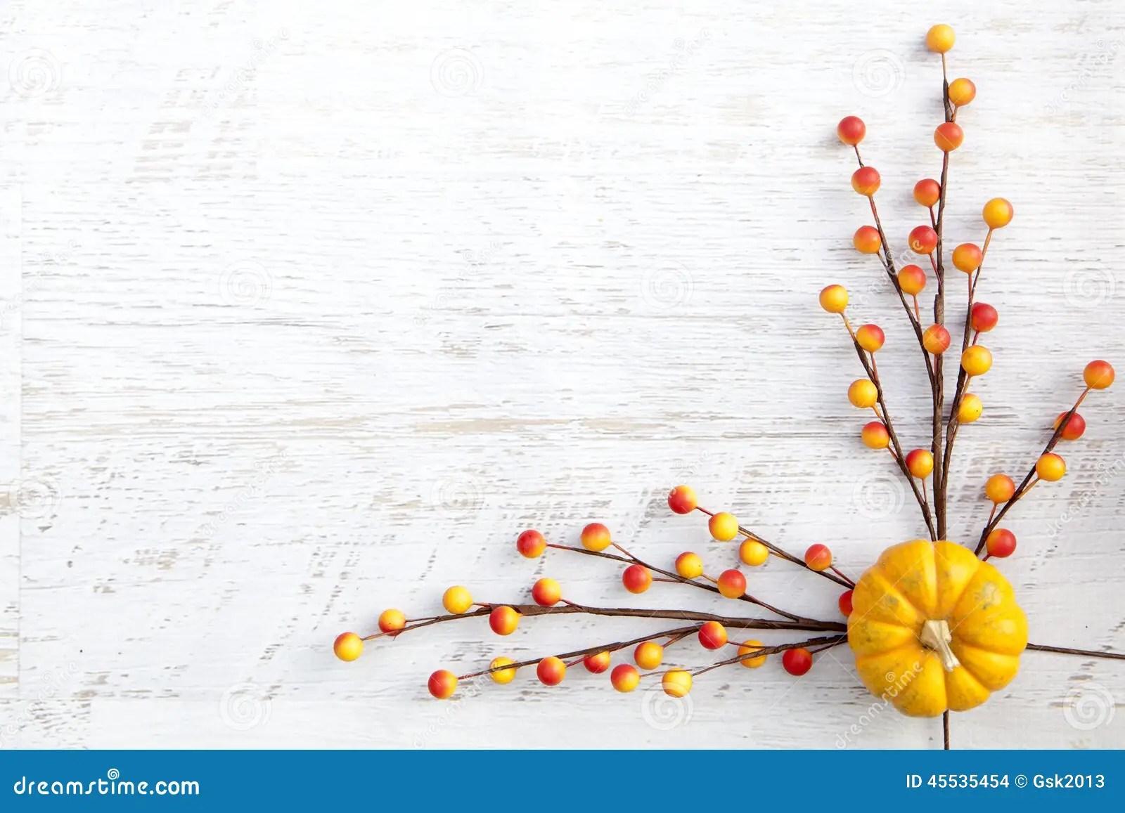 Fall Pumpkin Desktop Wallpaper Free Autumn Thanksgiving Background Stock Photo Image 45535454
